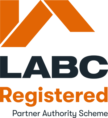 LABC PAS - Partner Authority Scheme logo