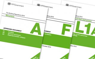 Building regulations documents