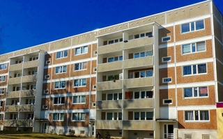 Apartment building fire design specification