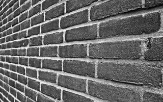 Brick external wall