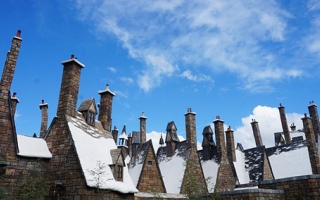 Collection of chimneys