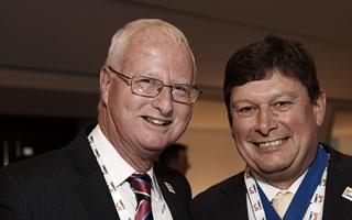 LABC President Chris Griffith-Jones