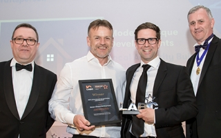 LABC North West Awards - winners image