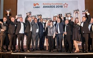 West Midlands LABC Building Excellence 2018
