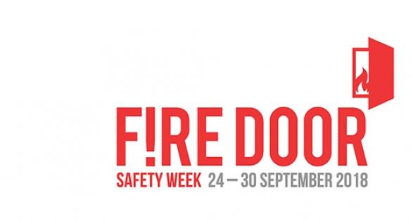 Fire Door Safety Week logo